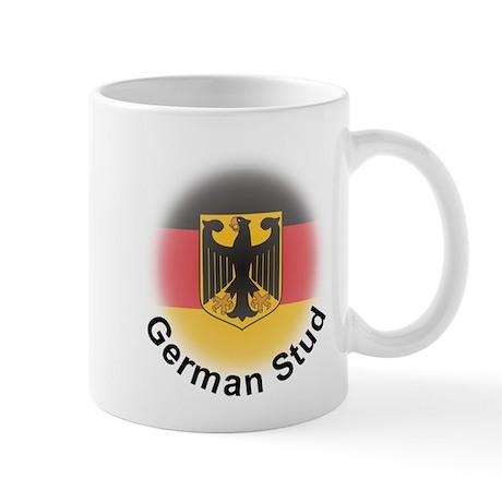 German Stud Mug