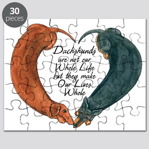Dachshunds for Life Puzzle