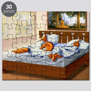 Daylight Dachshunds 1 Puzzle