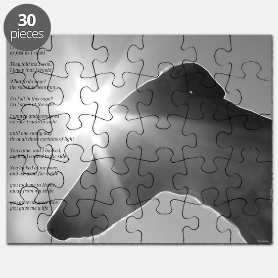 Funny Greyhound Puzzle