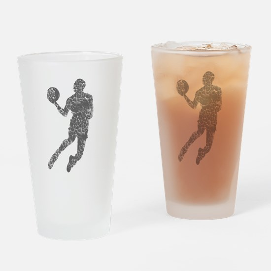 Superstar Baller Drinking Glass