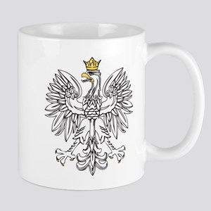 Polish Eagle With Gold Crown Mug