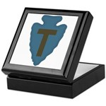 36th Infantry Keepsake Box