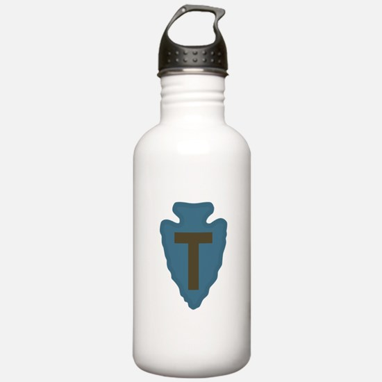 36th Infantry Water Bottle