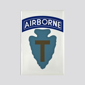 71st Airborne Rectangle Magnet