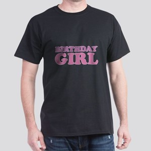 birthday girl (pale) Dark T-Shirt