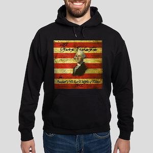 George Washington 1792 Campaign Hoodie (dark)