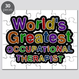 World's Greatest OCCUPATIONAL THERAPIST Puzzle