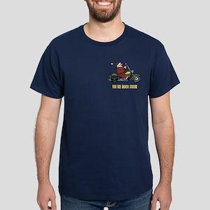 You See Santa Cruise Dark T-Shirt