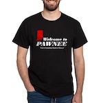 Welcome to Pawnee Dark T-Shirt