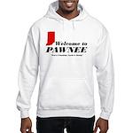 Welcome to Pawnee Hooded Sweatshirt