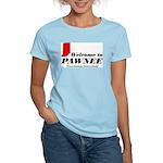 Welcome to Pawnee Women's Light T-Shirt