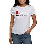 Welcome to Pawnee Women's T-Shirt