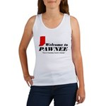 Welcome to Pawnee Women's Tank Top