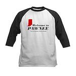 Welcome to Pawnee Kids Baseball Jersey