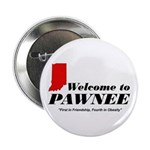 """Welcome to Pawnee 2.25"""" Button (10 pack)"""