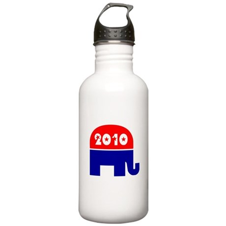 GOP * 2010 * Stainless Water Bottle 1.0L
