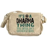 Dharma Thing Messenger Bag