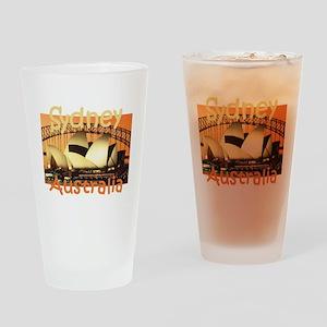 SYDNEY Drinking Glass
