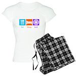 Eat Sleep Lost Women's Light Pajamas