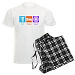 Eat Sleep Lost Men's Light Pajamas