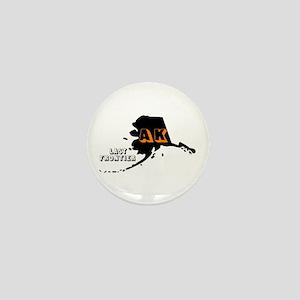 AK LAST FRONTIER Mini Button