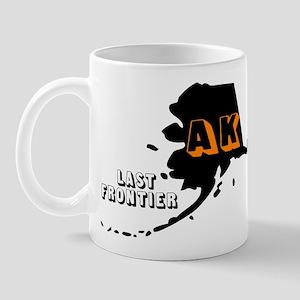 AK LAST FRONTIER Mug