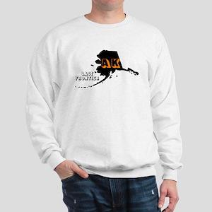 AK LAST FRONTIER Sweatshirt