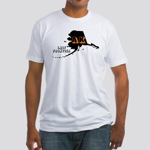AK LAST FRONTIER Fitted T-Shirt