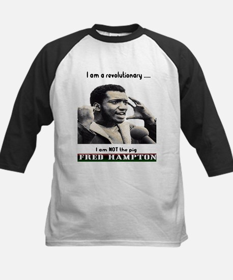 3-fred hampton Baseball Jersey