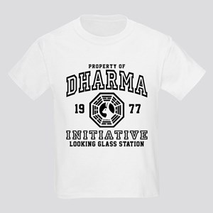 Dharma Looking Glass Kids Light T-Shirt
