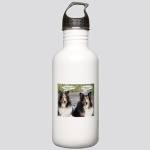 I'm better looking Stainless Water Bottle 1.0L