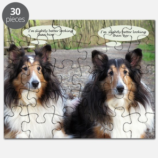 I'm better looking Puzzle