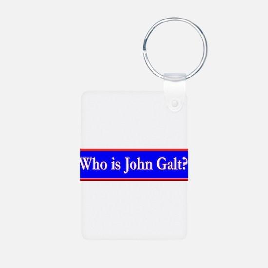 John Galt Keychains