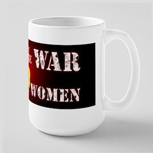 Stop The War On Women, Mug, Mugs
