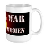 Stop The War On Women, Mug, Mugs