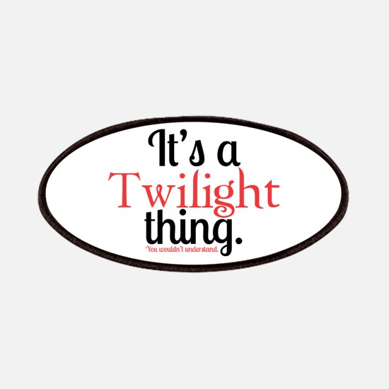 Twilight Thing Patches