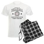 Dharma Staff Station Men's Light Pajamas
