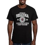 Dharma Staff Station Men's Fitted T-Shirt (dark)