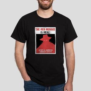 The Red Menace Dark T-Shirt