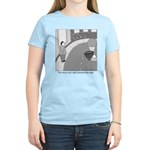 Desserted Streets Women's Light T-Shirt