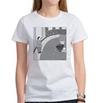 Desserted Streets (no text) Women's T-Shirt