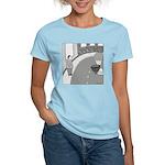 Desserted Streets (no text) Women's Light T-Shirt