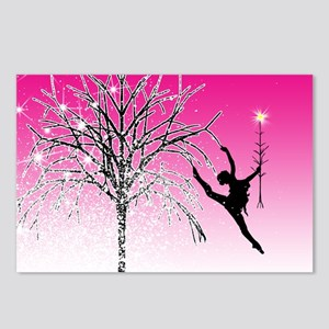 Believe in Your Dreams by DanceShirts.com Postcard