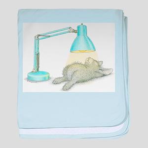 HappyHoppers® - Bunny - baby blanket