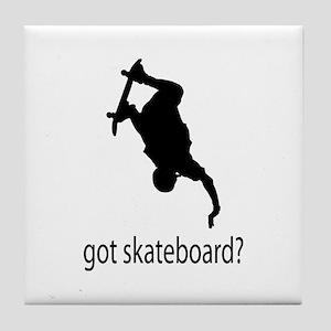 got skateboard? Tile Coaster