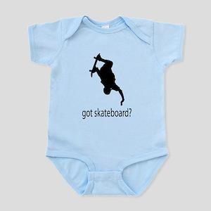 got skateboard? Infant Bodysuit