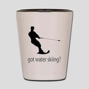 got water skiing? Shot Glass