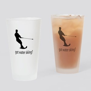 got water skiing? Drinking Glass