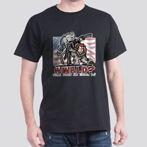 What Would Lincoln Do Dark T-Shirt